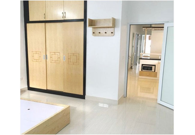Serviced apartment near Hanoi Tower for rent