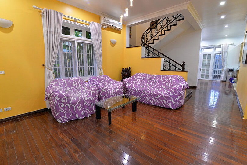 Spacious villa in C block for rent, Ciputra urban area