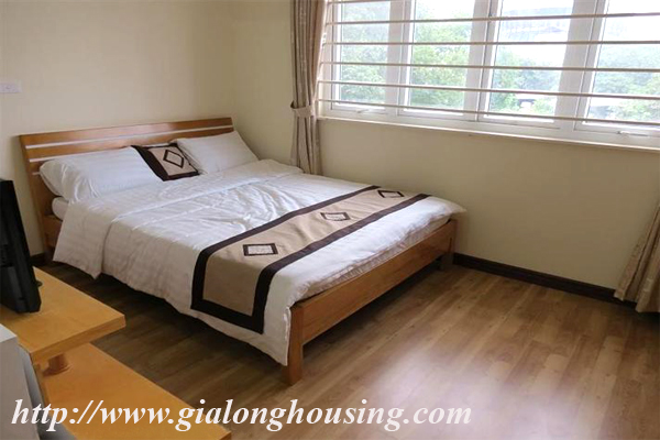 Studio apartment for rent in Lang Ha street,Dong Da district 3