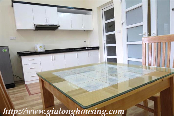 Studio apartment for rent in Lang Ha street,Dong Da district 5