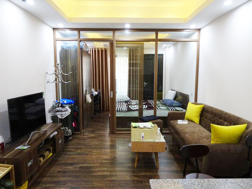 Studio for rent in Huynh Thuc Khanh, near Thanh Cong lake