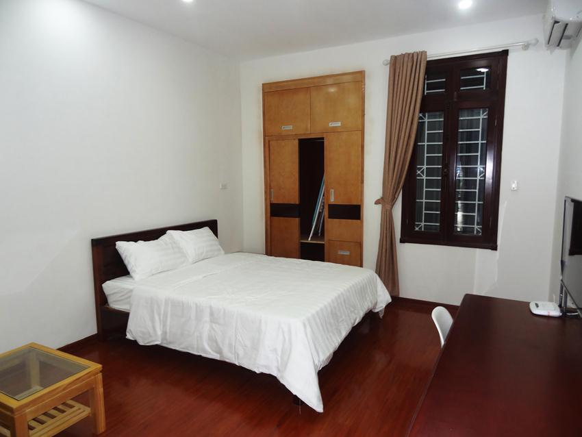 Studio in Quan Ngua for rent at reasonable price