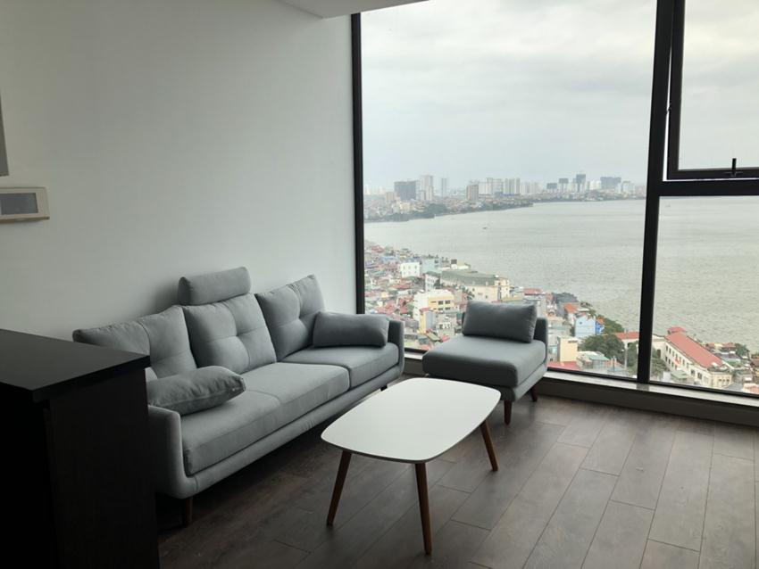 Sun Grand City: one bedroom apartment for rent in high floor