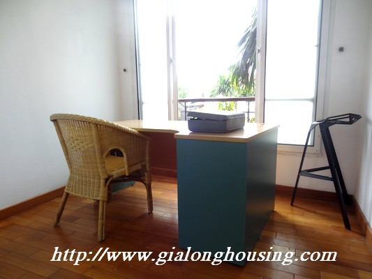 Tay Ho nice house for rent 8
