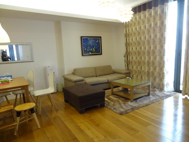 Three bedroom apartment in high floor of IPH for rent