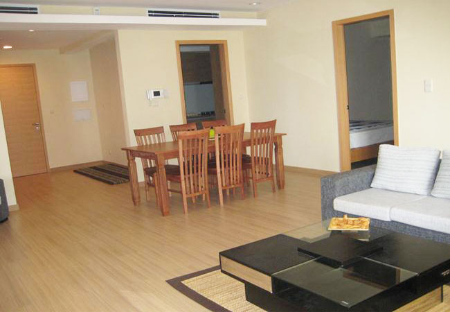 Three bedroom nice apartment in B tower, Sky City