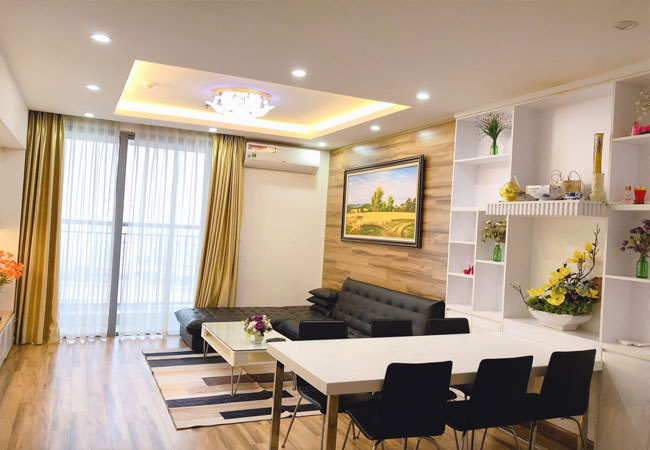 Times City Park Hill 02 bedroom apartment for rent