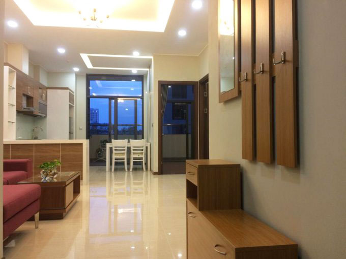Trang An complex brand new apartment for rent