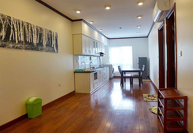 Truc Bach brand new apartment for rent