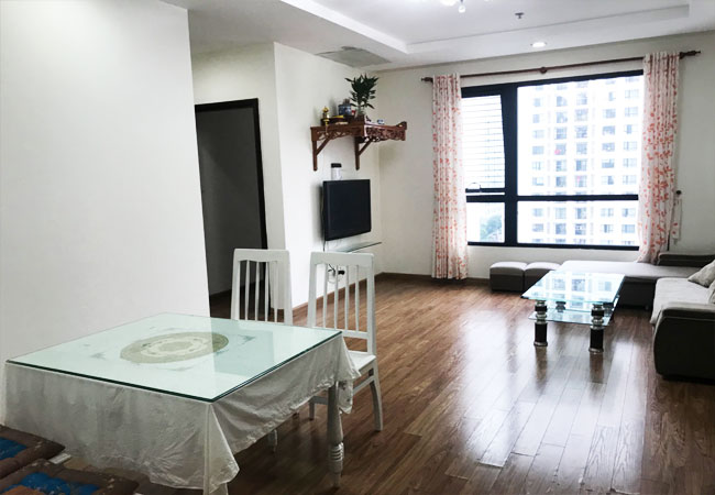 Two bedroom apartment for rent in Times City