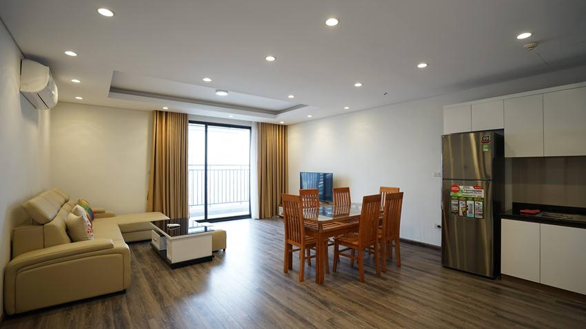 Two bedroom big apartment in HongKong Tower for rent
