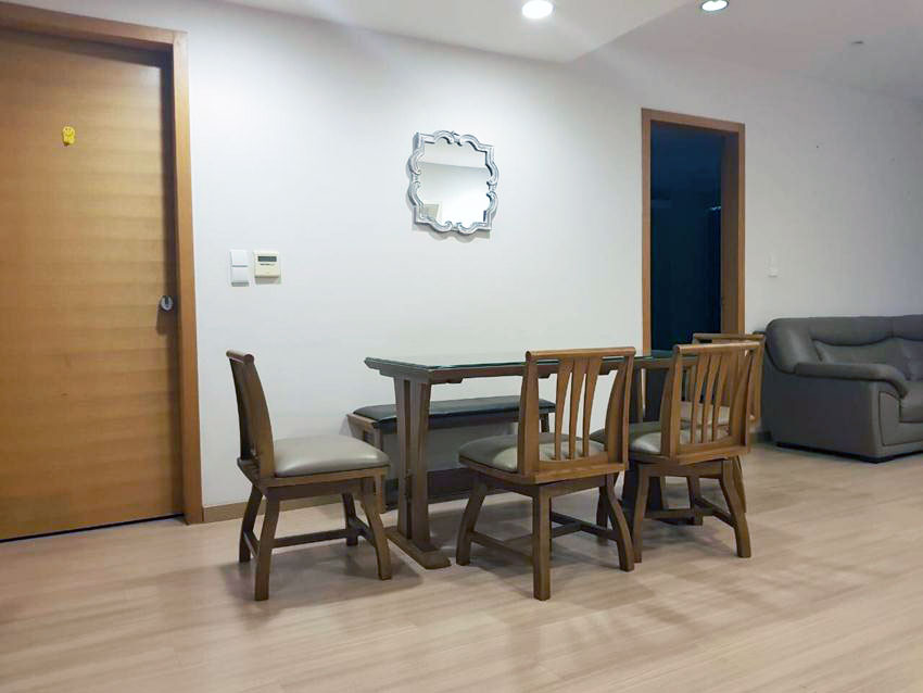Two bedroom fully furnished apartment in Sky City 88 Lang Ha