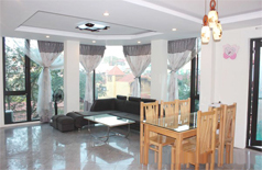 Two bedroom apartment for rent in Truc Bach Area Ba Dinh Dist