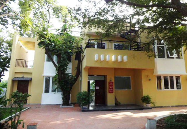 Unfurnished villa in Thang Loi hotel, Yen Phu village