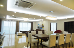 Very new and modern penthouse in Ciputra building