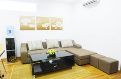 Very new serviced apartment, near Japanese embassy