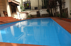 Villa for rent in Tay Ho Hanoi with swimming pool