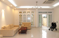 Villa for rent with 04 bedrooms in Ciputra