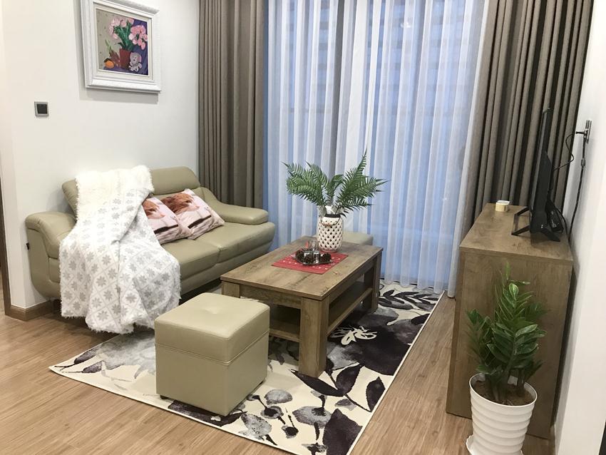 Vinhomes Metropolis Lieu Giai: one bedroom apartment for rent