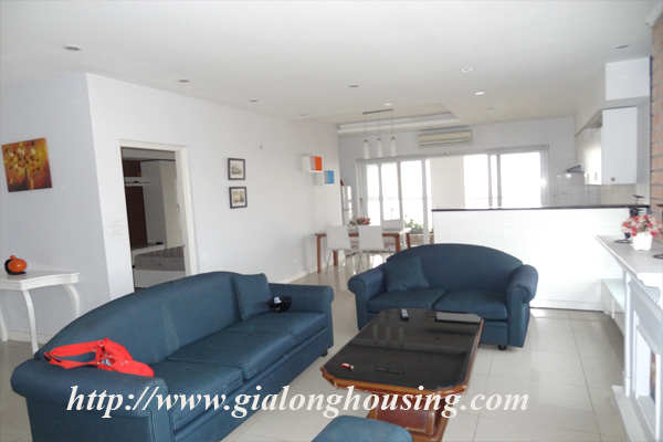 Vuon Dao apartment for rent with nice view 1