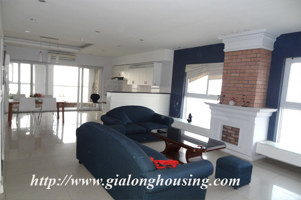Vuon Dao apartment for rent with nice view 2