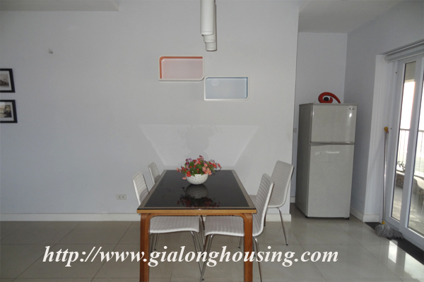 Vuon Dao apartment for rent with nice view 3